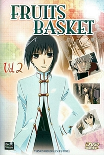 Fruits Basket - Poster / Capa / Cartaz - Oficial 3