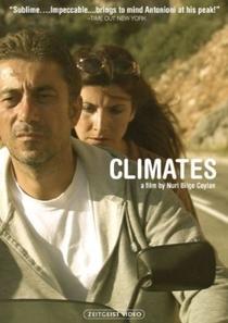 Climas - Poster / Capa / Cartaz - Oficial 1