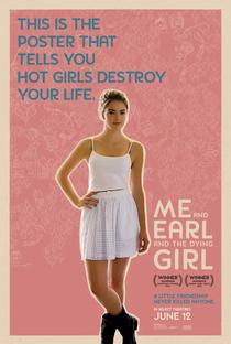 Eu, Você e a Garota Que Vai Morrer - Poster / Capa / Cartaz - Oficial 10