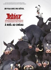 Asterix e o Domínio dos Deuses - Poster / Capa / Cartaz - Oficial 4