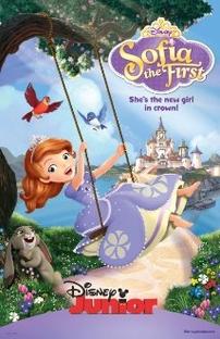 Princesinha Sofia (1ª Temporada) - Poster / Capa / Cartaz - Oficial 1