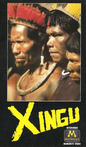 Resultado de imagem para xingu documentário 1985