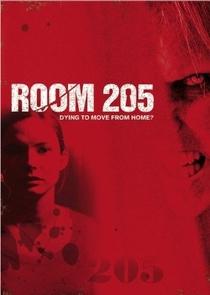 Room 205 - Poster / Capa / Cartaz - Oficial 1
