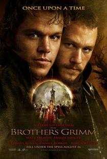 Os Irmãos Grimm - Poster / Capa / Cartaz - Oficial 4