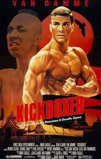 Kickboxer - O Desafio do Dragão - Poster / Capa / Cartaz - Oficial 1