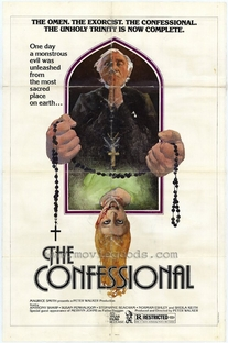 The Confessional: House of Mortal Sin - Poster / Capa / Cartaz - Oficial 1