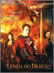 A lenda do Dragão - Poster / Capa / Cartaz - Oficial 1