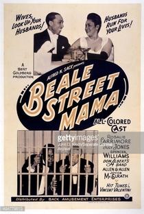 Beale Street Mama - Poster / Capa / Cartaz - Oficial 1