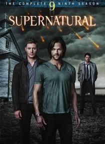 Sobrenatural (9ª Temporada) - Poster / Capa / Cartaz - Oficial 6
