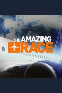 The Amazing Race 25ª temporada - Poster / Capa / Cartaz - Oficial 1