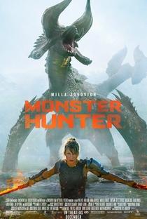 Monster Hunter - Poster / Capa / Cartaz - Oficial 2