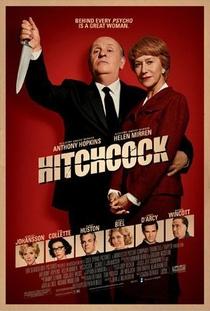 Hitchcock - Poster / Capa / Cartaz - Oficial 3