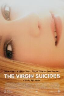 As Virgens Suicidas - Poster / Capa / Cartaz - Oficial 4