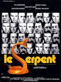 A Serpente de Ouro - Poster / Capa / Cartaz - Oficial 1