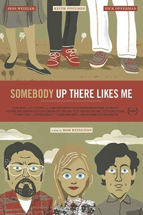 Somebody Up There Likes Me - Poster / Capa / Cartaz - Oficial 2