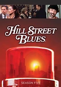 Balada de Hill Street (5ª Temporada) - Poster / Capa / Cartaz - Oficial 1