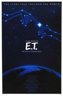 E.T. - O Extraterrestre - Poster / Capa / Cartaz - Oficial 3