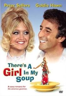 Caiu uma Moça na Minha Sopa - Poster / Capa / Cartaz - Oficial 1