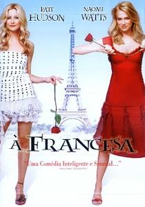 À Francesa - Poster / Capa / Cartaz - Oficial 6