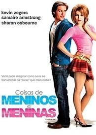 Coisas de Meninos e Meninas - Poster / Capa / Cartaz - Oficial 2