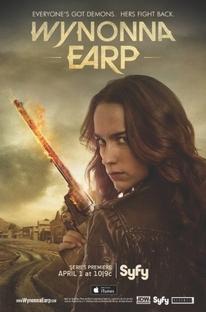 Wynonna Earp (1ª Temporada) - Poster / Capa / Cartaz - Oficial 1