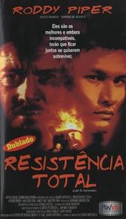 Resistência total - Poster / Capa / Cartaz - Oficial 1