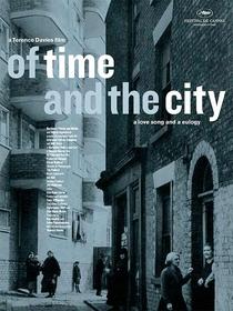 Sobre o Tempo e a Cidade - Poster / Capa / Cartaz - Oficial 1
