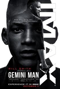 Projeto Gemini - Poster / Capa / Cartaz - Oficial 4
