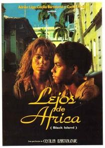 Lejos de África - Poster / Capa / Cartaz - Oficial 1