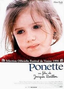 Ponette - A Espera de um Anjo - Poster / Capa / Cartaz - Oficial 1