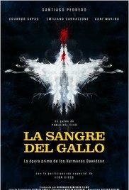 O Sangue do Galo - Poster / Capa / Cartaz - Oficial 1