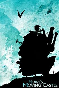 O Castelo Animado - Poster / Capa / Cartaz - Oficial 11