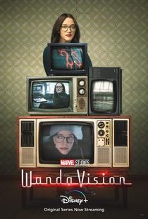WandaVision - Poster / Capa / Cartaz - Oficial 9
