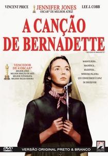 A Canção de Bernadette - Poster / Capa / Cartaz - Oficial 7
