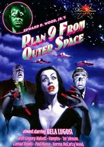 Plano 9 do Espaço Sideral - Poster / Capa / Cartaz - Oficial 9