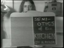 Semiótica da Cozinha - Poster / Capa / Cartaz - Oficial 1