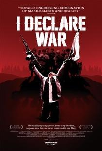 Eu Declaro Guerra - Poster / Capa / Cartaz - Oficial 2