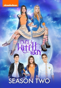 Every Witch Way (2º Temporada) - Poster / Capa / Cartaz - Oficial 1