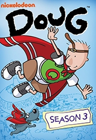 Doug (3ª Temporada) - Poster / Capa / Cartaz - Oficial 1