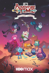 Adventure Time: Distant Lands - Poster / Capa / Cartaz - Oficial 1