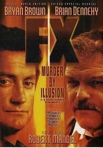 FX - Assassinato Sem Morte - Poster / Capa / Cartaz - Oficial 8