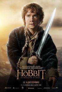 O Hobbit: A Desolação de Smaug - Poster / Capa / Cartaz - Oficial 22