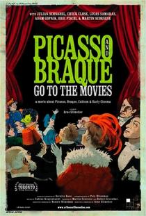 Picasso e Braque Vão ao Cinema - Poster / Capa / Cartaz - Oficial 1