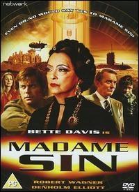 Madame Sinistra  - Poster / Capa / Cartaz - Oficial 2