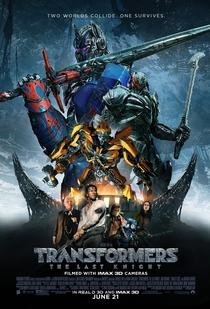 Transformers: O Último Cavaleiro - Poster / Capa / Cartaz - Oficial 2