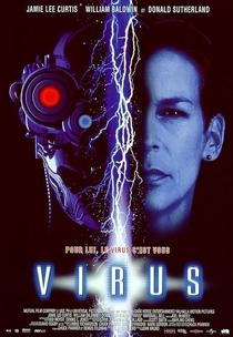 Vírus - Poster / Capa / Cartaz - Oficial 3