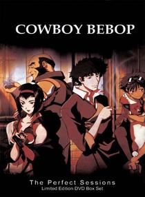 Cowboy Bebop - Poster / Capa / Cartaz - Oficial 1