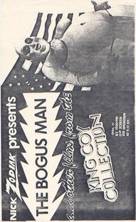 The Bogus Man - Poster / Capa / Cartaz - Oficial 2