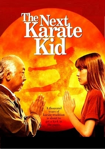 Karatê Kid 4 - A Nova Aventura - Poster / Capa / Cartaz - Oficial 1