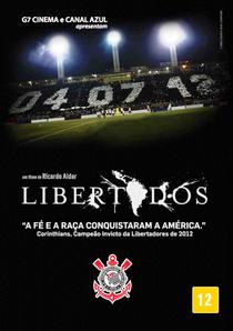 Libertados - A Fé e a Raça Conquistaram a América - Poster / Capa / Cartaz - Oficial 1